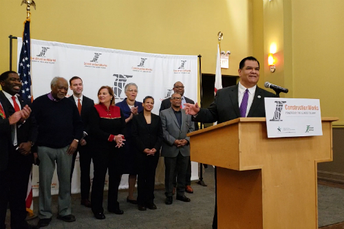 Chairman Sandoval announces new jobs coming to Illinois
